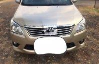 Bán Toyota Innova sản xuất 2012, màu bạc, xe nhập, số sàn giá 324 triệu tại Đồng Nai