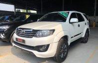 Cần bán Toyota Fortuner năm sản xuất 2016, màu trắng, giá tốt giá 800 triệu tại Tp.HCM