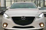 Bán Mazda 3 1.5 AT 2016, màu trắng còn mới   giá 540 triệu tại Hà Nội