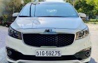 Bán xe Kia Sedona 2.2 DATH đời 2018, màu trắng như mới giá 930 triệu tại Tp.HCM