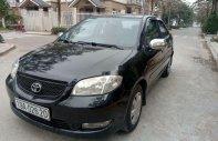 Bán Toyota Vios đời 2006, màu đen, xe nhập  giá 133 triệu tại Hà Nội