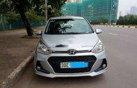 Cần bán xe Hyundai Grand i10 1.2AT năm sản xuất 2017, màu bạc, nhập khẩu chính chủ, giá 360tr giá 360 triệu tại Hà Nội