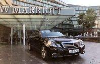 Bán Mercedes E250 năm 2009, màu đen, nhập khẩu nguyên chiếc xe gia đình, giá chỉ 610 triệu giá 610 triệu tại Hà Nội