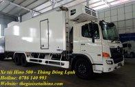Xe tải Hino 500 FL - Thùng đông lạnh   giá 1 tỷ 642 tr tại BR-Vũng Tàu