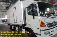 Xe Tải Hino Thùng Bảo Ôn 6T, Hỗ trợ vay cao lãi suất ưu đãi giá 858 triệu tại BR-Vũng Tàu