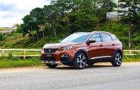 Bán xe Peugeot 3008 CAM ĐẤT 2019 bản full option, GIao xe ngay giá 1 tỷ 149 tr tại Tp.HCM