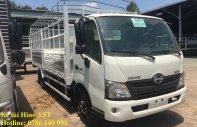 Xe tải Hino 3.5T thùng mui bạt 5m2, hỗ trợ vay 80% giá 646 triệu tại BR-Vũng Tàu