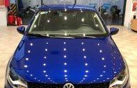 1 con Polo màu xanh cực đẹp, giá ko thể tốt hơn, lái thử tận nhà giá 695 triệu tại Tp.HCM