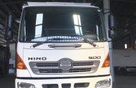 Xe tải Hino 500FC 6T5 Thùng 5m7, hỗ trợ vay cao 80% giá 858 triệu tại BR-Vũng Tàu