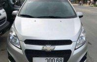 Bán xe Chevrolet Spark Van đời 2016, màu bạc xe gia đình giá 155 triệu tại Vĩnh Long