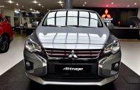 Bán ô tô Mitsubishi Attrage AT đời 2020, màu xám, nhập khẩu giá cạnh tranh giá 460 triệu tại Nghệ An