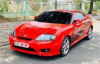 Cần bán Hyundai Tuscani GTS 2004, màu đỏ, xe nhập giá 390 triệu tại Tp.HCM