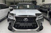 Bán xe Lexus LX 570 Super đời 2020, màu đen, nhập khẩu giá 10 tỷ 100 tr tại Tp.HCM