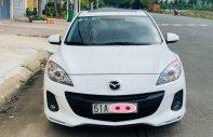 Cần bán gấp Mazda 3 đời 2012, màu trắng, số tự động giá 365 triệu tại Tp.HCM