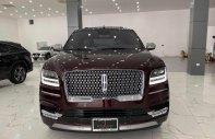 Cần bán xe Lincoln Navigator L Black Label sản xuất 2020, màu đỏ, xe nhập giá 8 tỷ 500 tr tại Tp.HCM