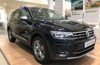 Volkswagen Tiguan Highline nhập khẩu, màu đen tặng lệ phí trước bạ, hỗ trợ trả góp 0% giá 1 tỷ 729 tr tại Quảng Ninh