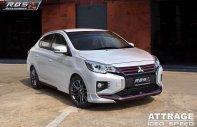 Mitsubishi Attrage 2020, giá lăn bánh tháng 6 cực hấp dẫn giá 460 triệu tại Nghệ An