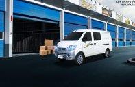 Bán xe tải Thaco Towner Van 2 chỗ máy Suzuki điều hòa, trợ lực lái, giá tốt, tải 490 nâng tải 945 kg giá 269 triệu tại Hà Nội