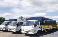 Xe tải Isuzu Vĩnh Phát 1T9 thùng 6m2|Giảm giá 20 triệu Isuzu VM 2019 giá 345 triệu tại Tp.HCM