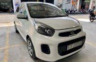Cần bán xe Kia Morning MT đời 2015, màu trắng, như mới giá 219 triệu tại Tp.HCM