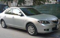 Cần bán Mazda 3 1.6L năm 2009, màu bạc, nhập khẩu nguyên chiếc giá 290 triệu tại Hà Nội