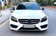 Xe chính chủ bán Mercedes C300 sx 2017, hộp số 9 cấp, loa Bum, cửa nóc, bóng hơi, hắt kính, cốp điện giá 1 tỷ 570 tr tại Hà Nội