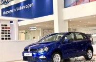 Polo Hatchback màu xanh - Polo Hatchback Blue Metallic Lapiz L9L9 giá tốt giá 695 triệu tại Tp.HCM