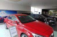 Bán ô tô Mercedes CLA200 FACELIFT đời 2018, màu đỏ, nhập khẩu chính hãng giá 1 tỷ 370 tr tại Tp.HCM
