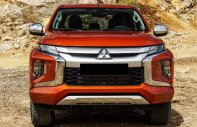 Mitsubishi Triton 2020, khuyến mãi cực khủng tháng 7 giá 865 triệu tại Nghệ An