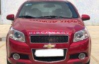 Bán Chevrolet Aveo 1.4L AT đời 2018, màu đỏ, xe cực đẹp, giá yêu thương, bao test, gia lộc đẹp giá 335 triệu tại Quảng Ninh