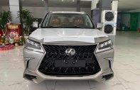 Bán xe Lexus LX 570 Super Sport đời 2020, màu bạc, xe nhập giá 9 tỷ tại Hà Nội