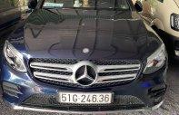 Bán xe Mercedes GLC 300 đời 2016, màu xanh lam, như mới giá 1 tỷ 500 tr tại Tp.HCM