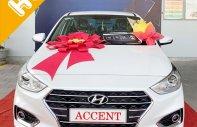 Bán xe Hyundai Accent 1.4L đời 2020, màu trắng giá 540 triệu tại Tp.HCM