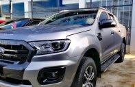 Cần bán Ford Ranger Wildtrak đời 2020, màu xám, nhập khẩu giá 899 triệu tại Tp.HCM