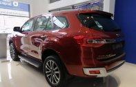 Bán ô tô Ford Everest Titanium 4 đời 2020, màu đỏ, nhập khẩu giá 1 tỷ 110 tr tại Tp.HCM