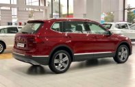 Volkswagen Tiguan Luxury Cam360 năm 2019, màu đỏ, nhập khẩu chính hãng giá 1 tỷ 849 tr tại Quảng Ninh