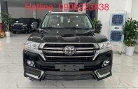 Bán Toyota Land Cruiser VX-S 4.6 đời 2020, màu đen, nhập khẩu chính hãng giá 6 tỷ 550 tr tại Hà Nội