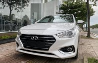 Cần bán xe Hyundai Accent 1.4AT đời 2020, màu trắng giá 499 triệu tại Tp.HCM
