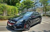 Cần bán lại xe Mercedes GLA-Class AMG 4Matic đời 2015, màu đen, nhập khẩu nguyên chiếc, như mới giá 1 tỷ 380 tr tại Tp.HCM