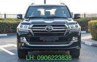 Bán Toyota Land Cruise 4.5 long Executive máy dầu, sản xuất 2020, bản full kịch đồ giá 6 tỷ 750 tr tại Hà Nội