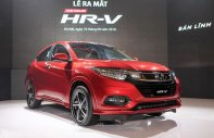 Bán Honda HRV L đời 2020, màu đỏ, nhập khẩu nguyên chiếc giá 871 triệu tại Hà Nội