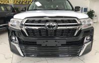 Bán Toyota Land Cruiser VXS đời 2021, màu đen, xe nhập giá 8 tỷ 100 tr tại Hà Nội