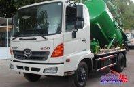 Xe hút chất thải Hino 5 khối FC9JETC giá Giá thỏa thuận tại Tp.HCM