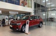 Bán ô tô Volkswagen Tiguan Luxury Offroad đời 2020, màu trắng, nhập khẩu giá 1 tỷ 869 tr tại Tp.HCM