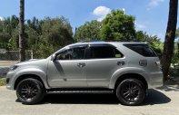 Bán xe Fortuner số sàn, màu bạc sx 2015 giá 660 triệu tại Tp.HCM