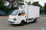 Xe tải Hyundai New Porter H150 thùng đông lạnh có sẵn, giao nhanh giá 550 triệu tại Bình Dương