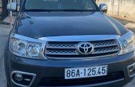 Bán xe Fortuner AT 2 cầu, màu xám sx 2010 rất mới giá 410 triệu tại Tp.HCM