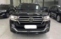 Toyota Land Cruiser 4.6 VXS Trung Đông màu đen, nội thất nâu, đăng ký 2020 chưa lăn bánh giá 5 tỷ 880 tr tại Hà Nội