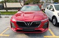Bán VinFast LUX A 2020, màu đỏ base giá 950 triệu tại Hải Phòng