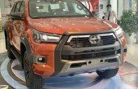 Hilux Adventure mới tại Toyota An Sương giá 913 triệu tại Tp.HCM